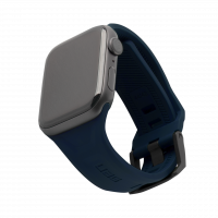 UAG Urban Armor Gear Scout Silikon Armband Blau