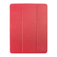 "DEQSTER Rugged Trifold Case für Apple iPad 10,2"" (7./8. Generation) rot"