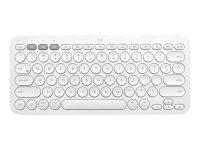 Logitech Wireless Keyboard K380 Weiß