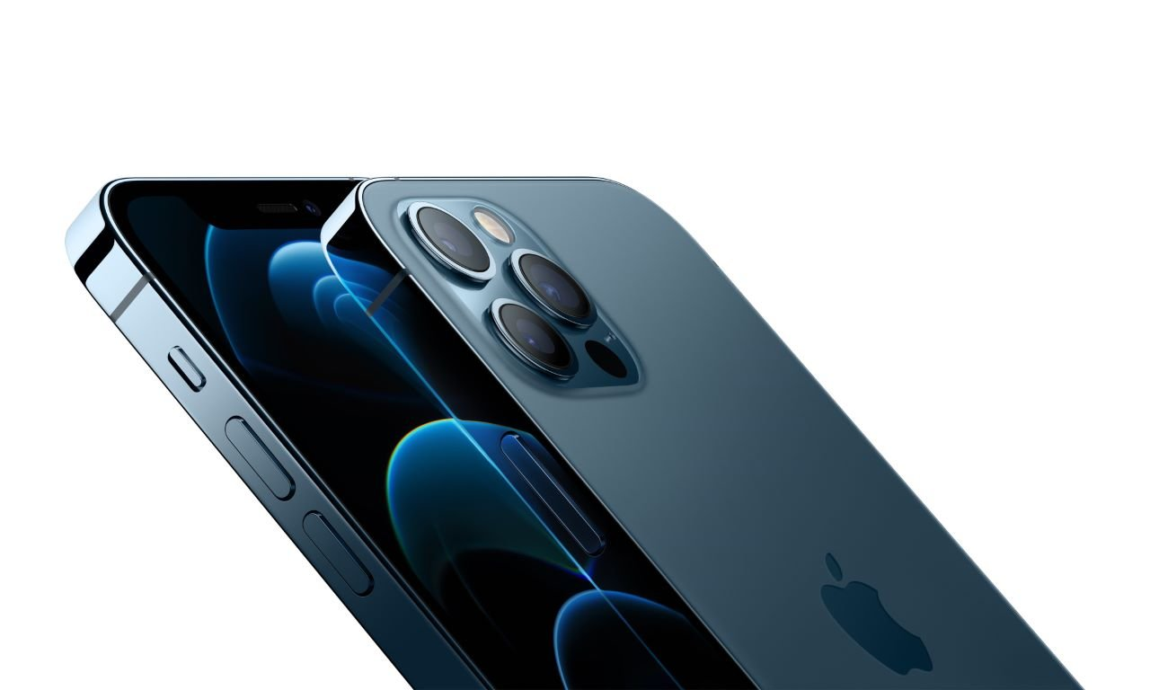 Apple iPhone 12 Pro Pazifikblau 256 GB MGMT3ZD/A