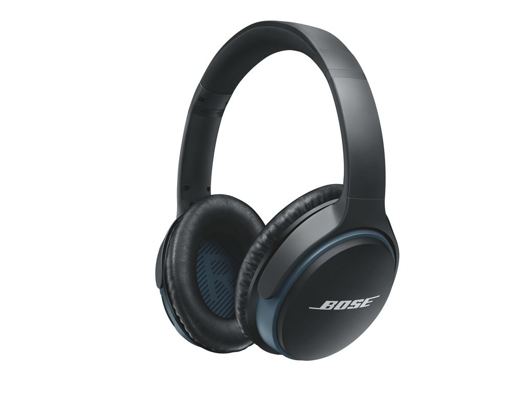 Bose SoundLink Around-Ear Wireless Headphones II Schwarz 741158-0010