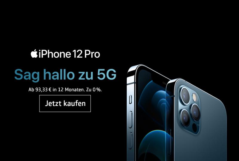 Das iPhone 12 Pro kaufen | COMSPOT