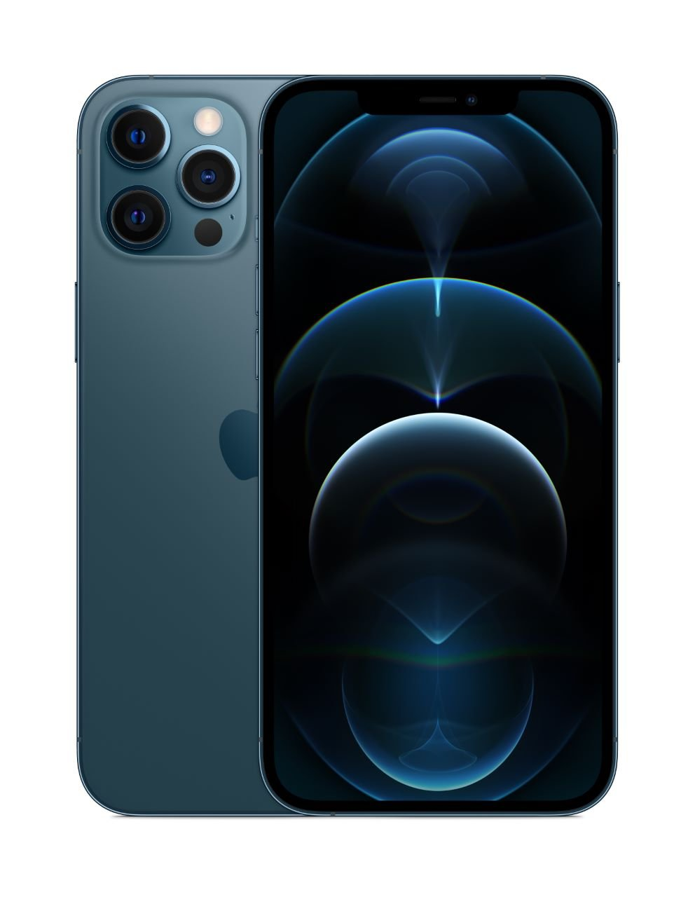 Apple iPhone 12 Pro Max Pazifikblau 512 GB MGDL3ZD/A