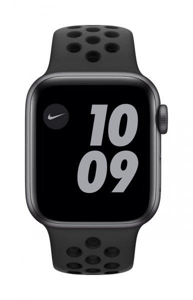 Apple Watch Nike SE Aluminium Space Grau