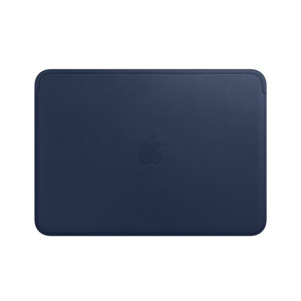 """Apple Lederhülle, MacBook 12"""", Mitternachtsblau"""
