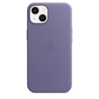 Apple iPhone 13 Leder Case Wisteria
