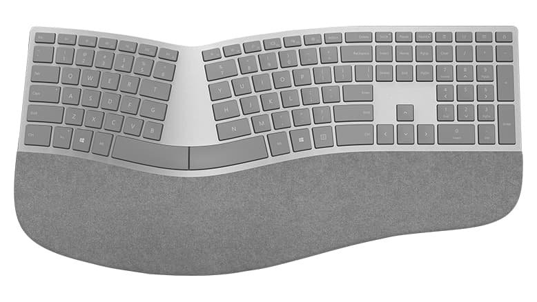 Microsoft Surface Ergonomic Keyboard 3SQ-00003