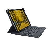"""Logitech Universal Tastatur und Foliohülle für Tablets von 9-10"""""""