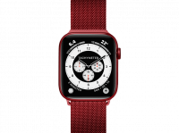 LAUT Steel Loop Watch Strap Rot