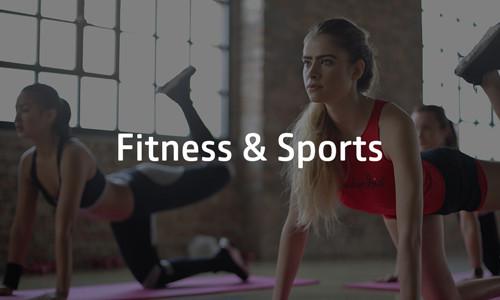 Fitness & Sports bei COMSPOT