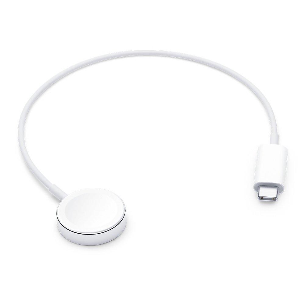 Apple Watch Magnetisches Ladekabel auf USB‑C Kabel 0.3 m MX2J2ZM/A