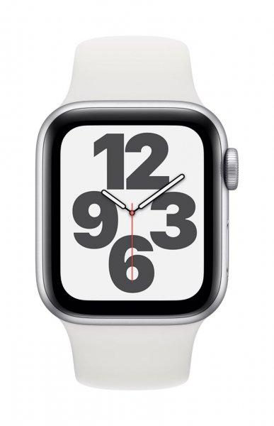 Apple Watch SE Aluminium Silber