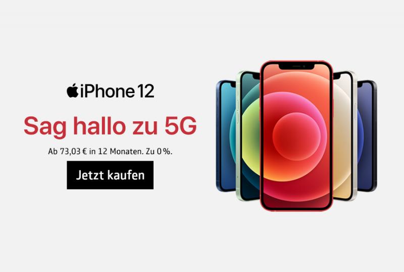 Das iPhone 12 kaufen | COMSPOT