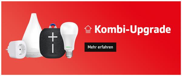 Erfahre mehr über unser Kombi-Upgrade!