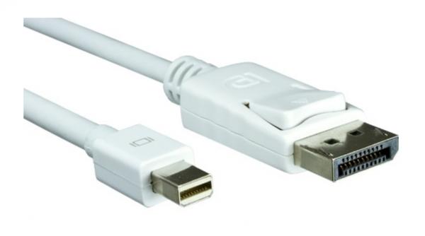 DINIC Mini DisplayPort auf DisplayPort Kabel