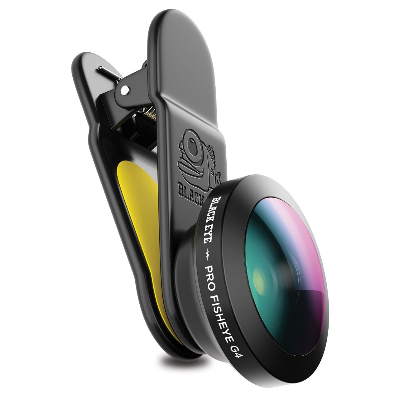 Black Eye Pro Fisheye G4 Fischaugen-Objektiv G4FE001
