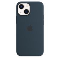 Apple iPhone 13 mini Silikon Case Abyssblau
