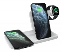 Logitech Powered 3-in-1 Dock Weiß