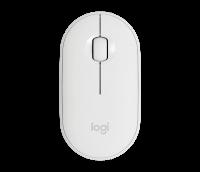 Logitech Pebble M350 Weiß