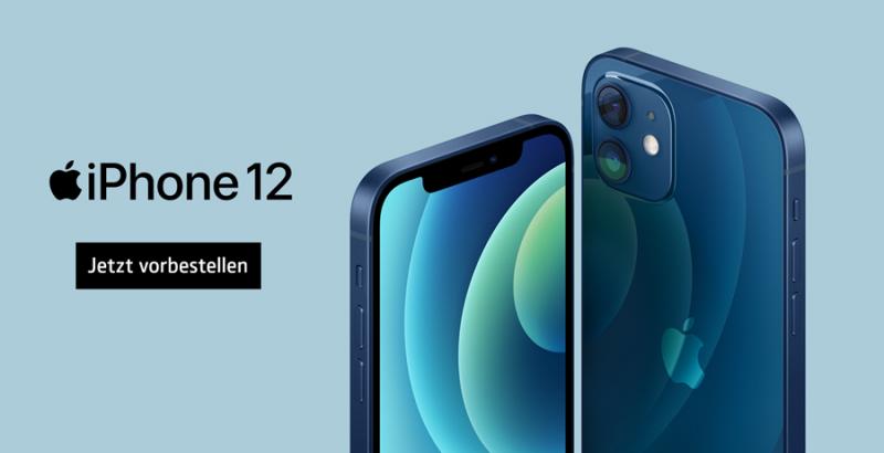 iPhone 12 vorbestellen | COMSPOT