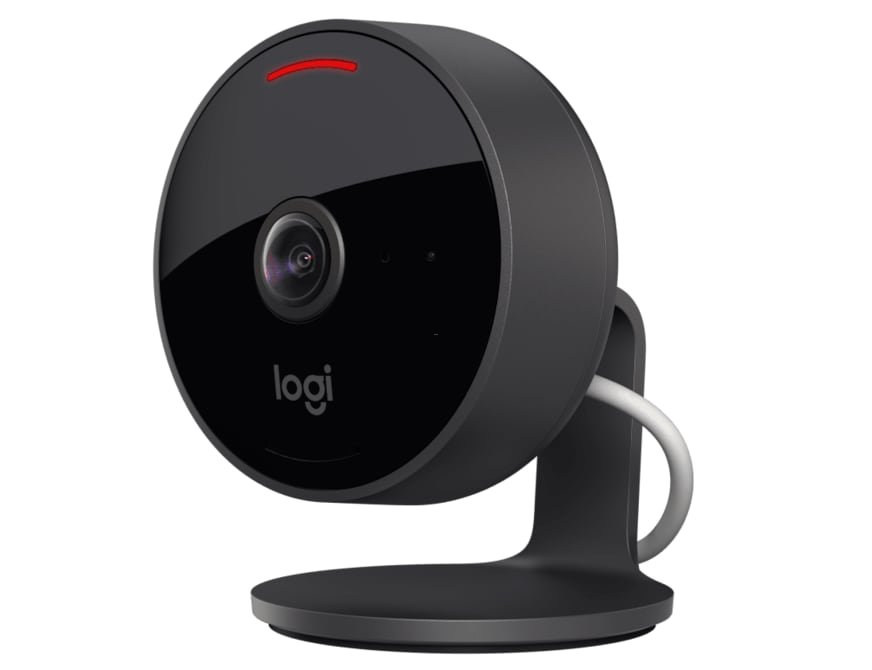 Logitech Circle View, Überwachungskamera, Apple HomeKit fähig 961-000490 R1