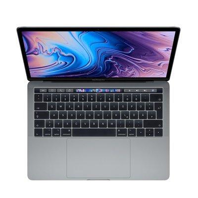 "Apple MacBook Pro 13"", 1.4 GHz i5, 8 GB, 128 GB SSD, Touch Bar, Space Grau"