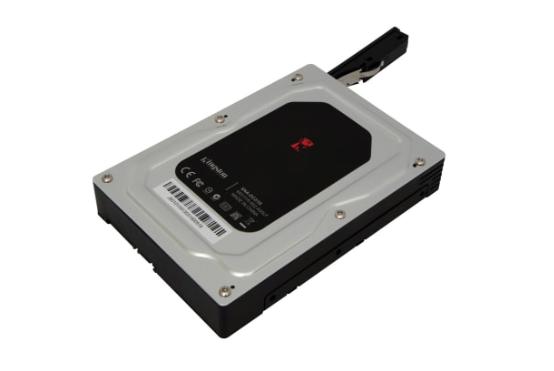 """Kingston Einbaurahmen für 2.5"""" SSD Festplatten in einem 3.5"""" Schacht"""