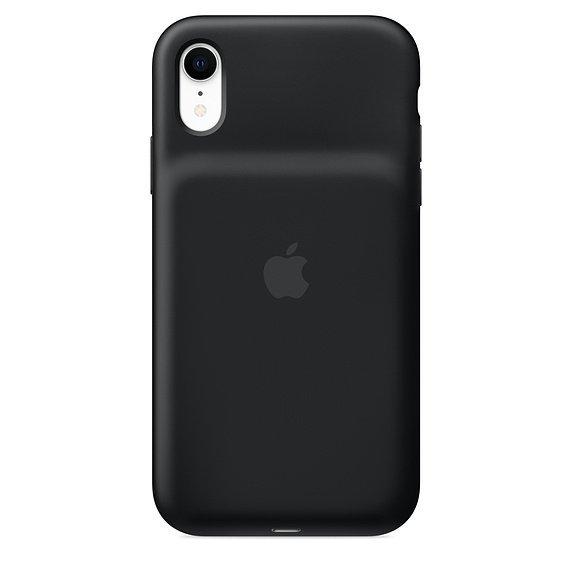 Apple Smart Battery Case iPhone XR, Schwarz