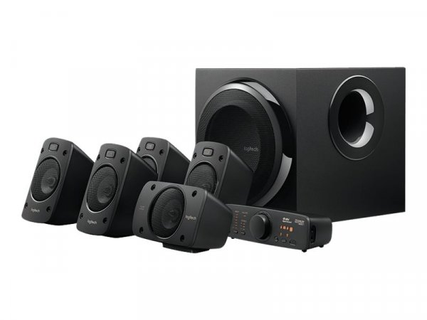 Logitech Z906 Lautsprechersystem