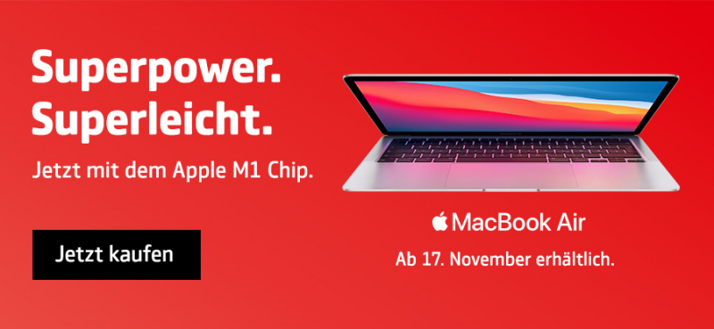 Das neue MacBook Air