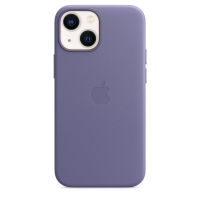 Apple iPhone 13 mini Leder Case Wisteria