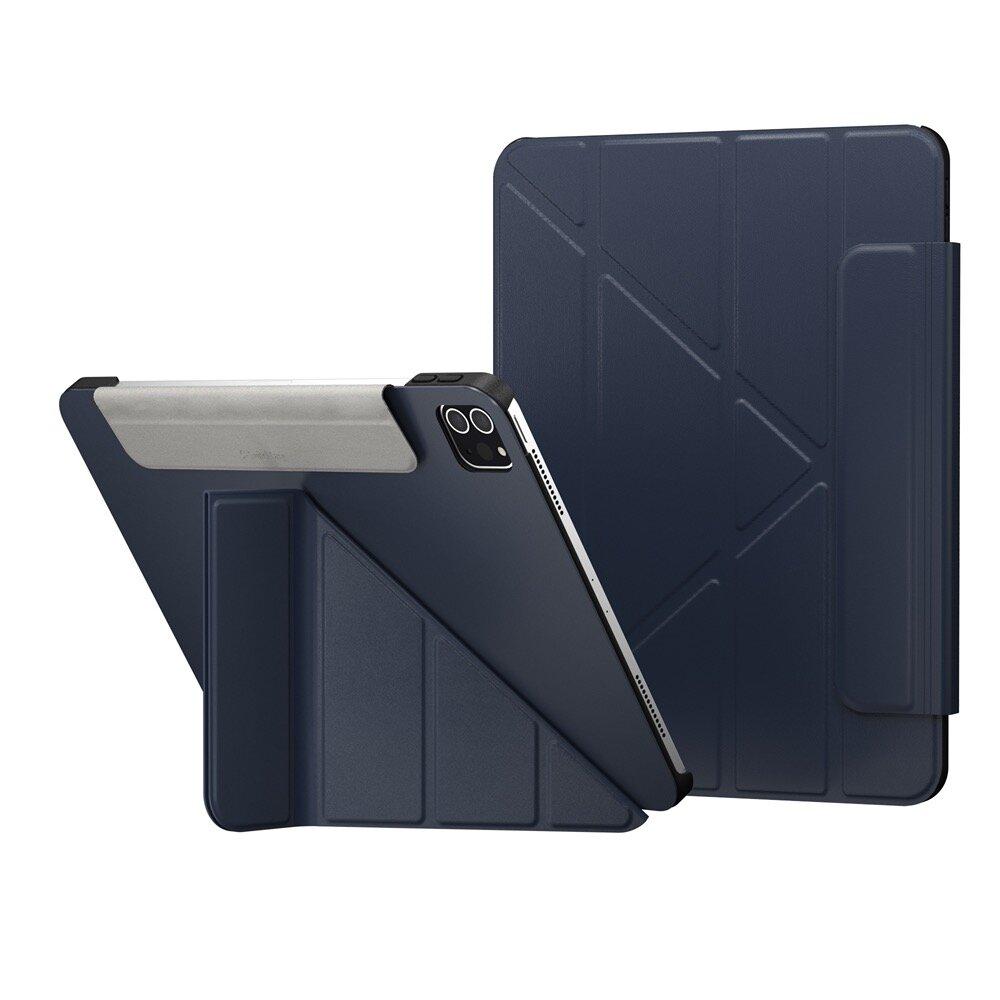 SwitchEasy Origami Wallet Case Blau GS-109-176-223-63