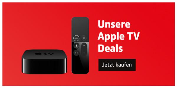 Die besten Modelle des Apple TV