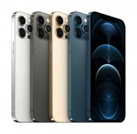 Apple iPhone 12 Pro Max Silber