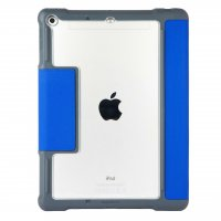 STM Dux Plus Duo Folio Case (schoolTab Edition) Blau/Transparent