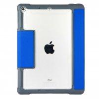 """STM Dux Plus Duo Folio Case für iPad 9.7"""" Blau/Transparent"""