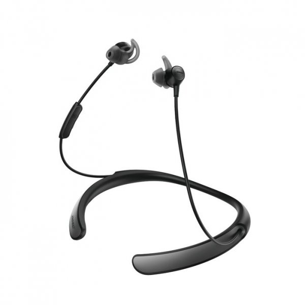 Bose QuietControl 30 Wireless Headphones, Schwarz