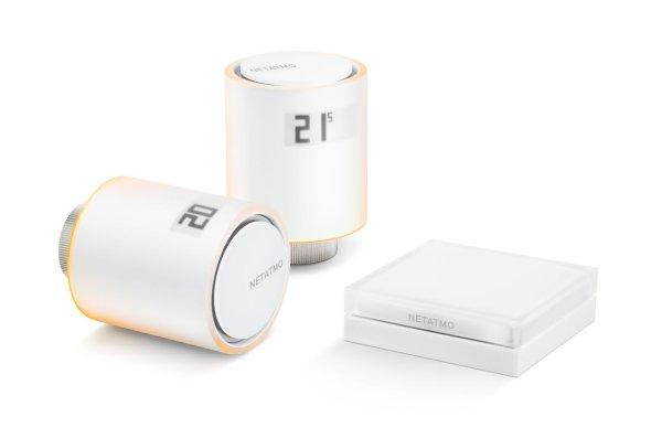 Netatmo Smarte Heizkörper-Thermostate