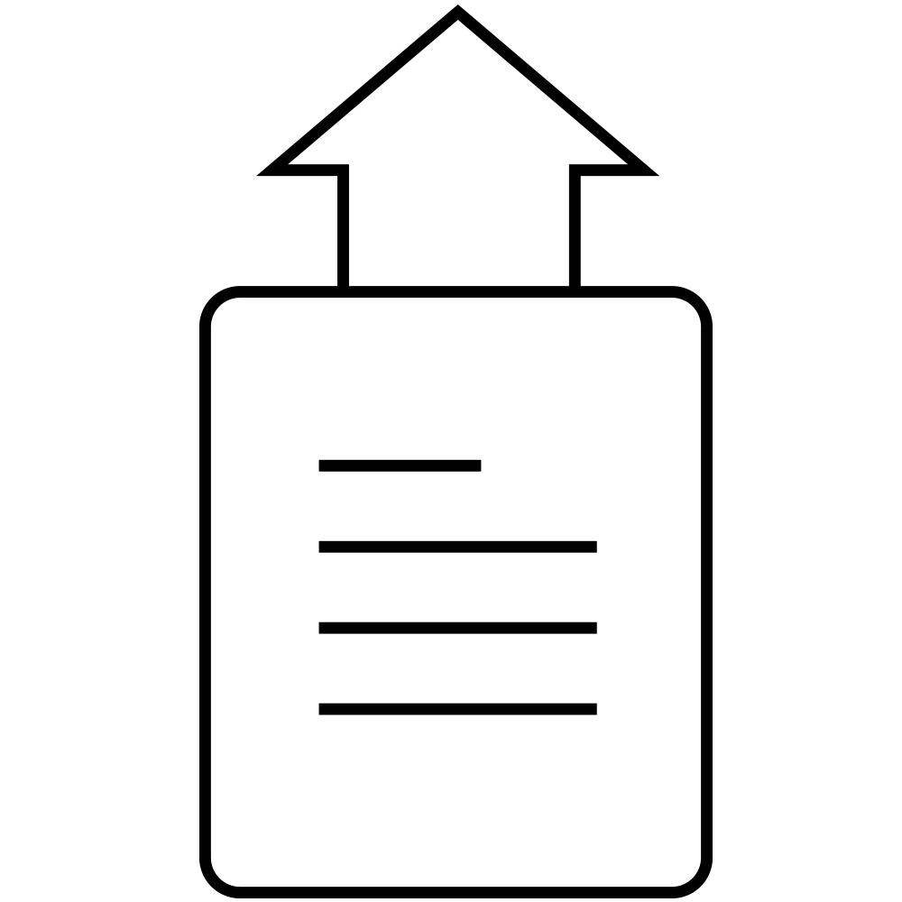 Icon Versand