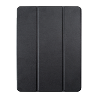 "DEQSTER Rugged Trifold Case für Apple iPad 10,2"" (7. / 8. Generation), schwarz"
