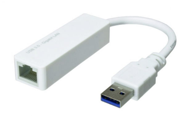 DINIC USB 3.0 (2.0) Adapter auf Gigabit LAN