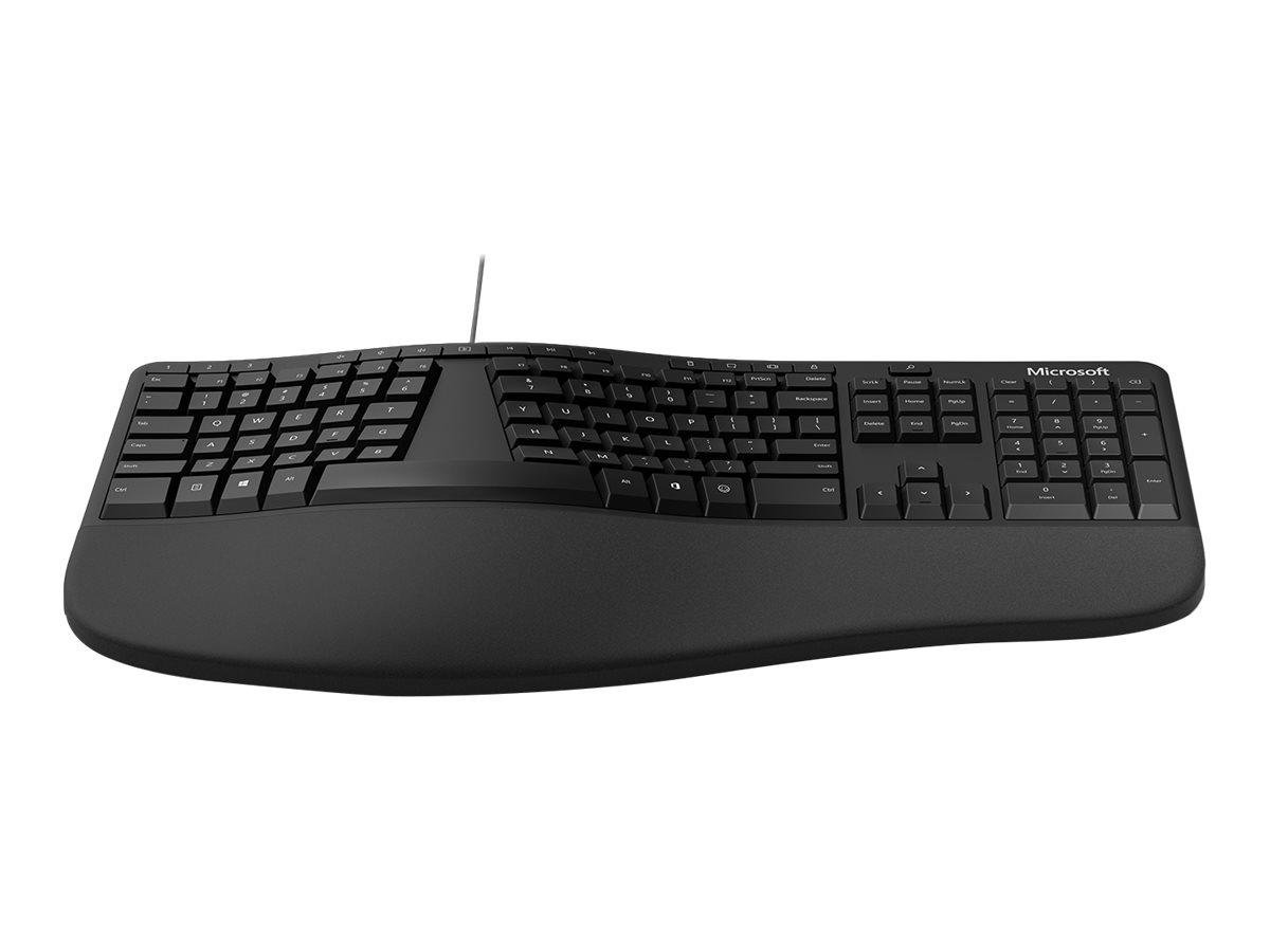 Microsoft Ergonomic Keyboard LXM-00006