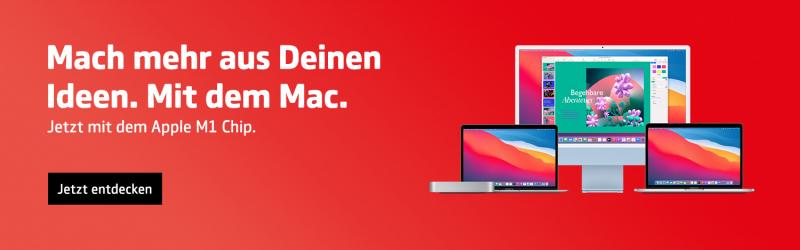 Entdecke die Mac Familie.
