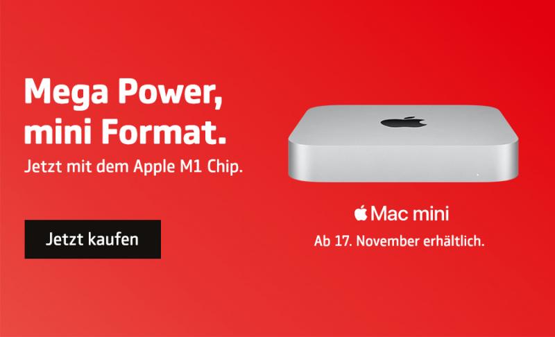 Der neue Mac mini