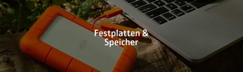 Festplatten & Speicher