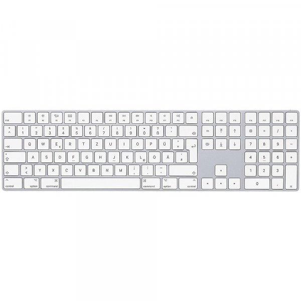 Apple Magic Keyboard mit Ziffernblock, US-Englisch