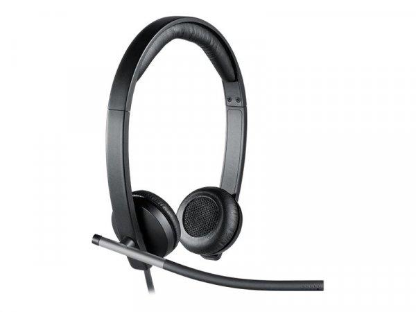 Logitech Headset Stereo H650e