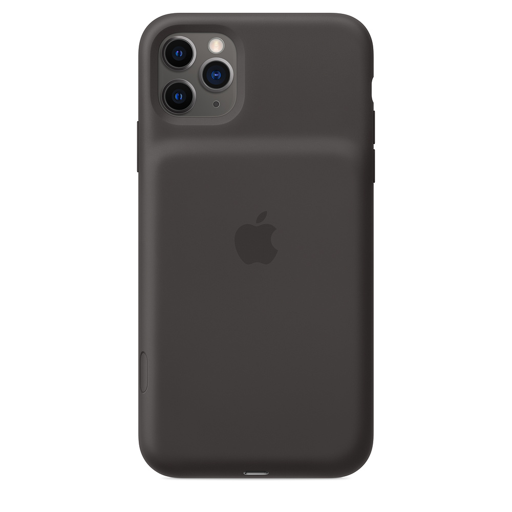 Apple iPhone Smart Battery Case Schwarz iPhone 11 Pro Max MWVP2ZM/A