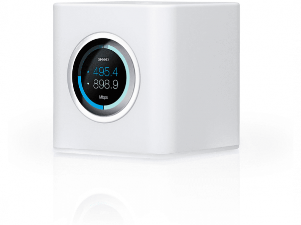 UbiQuiti AmpliFi HD Mesh Router - Wireless Router, 4-Port-Switch, GigE, 802.11a/b/g/n/ac