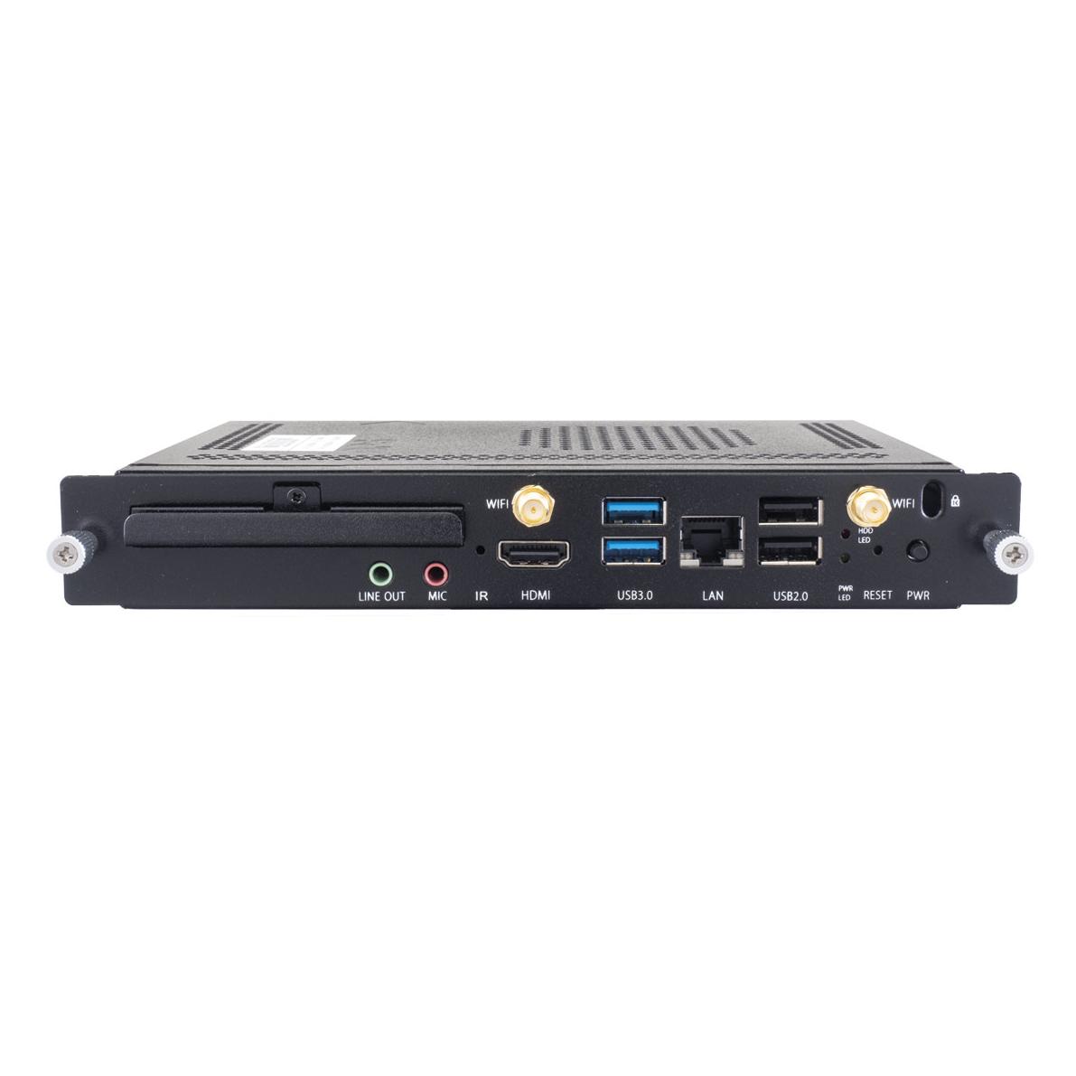 GfdB WAYNE OPS PC-Modul, i5-7200U 2.5GHz, 256 SSD, 8GB RAM 710656